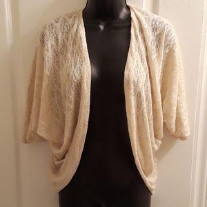 NWOT Bershka collection shawl